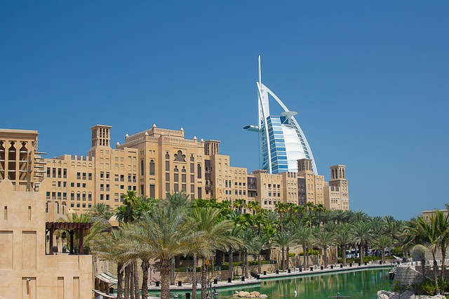 Dar al Masyaf and Burj al Arab