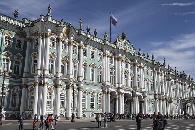 Петербург - Ермитажа