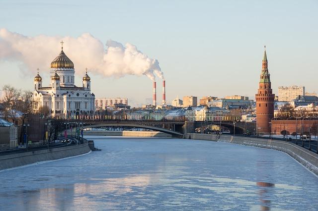 Зимна Москва, Кремъл