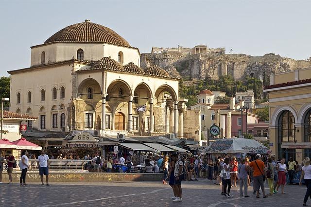 Монастираки Атина